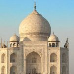 Enchanted-India-Taj-Mahal-Blue-Sky-Wildlife