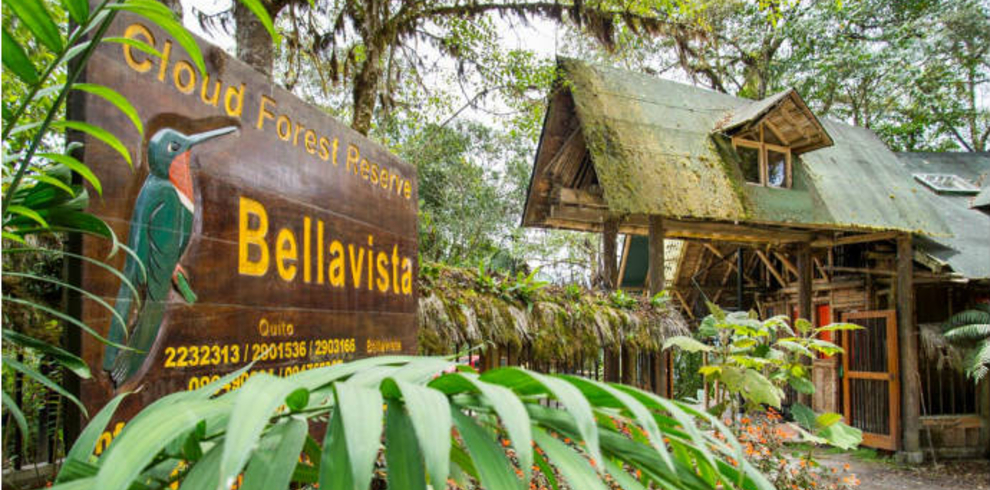 Bellavista Lodge and Reserve