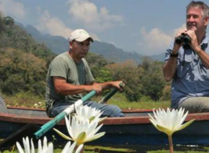 Nigel Marven and Gunnar Engblom's Peruvian Bird Party tour