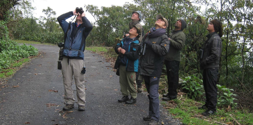 Happy client - All India Birding
