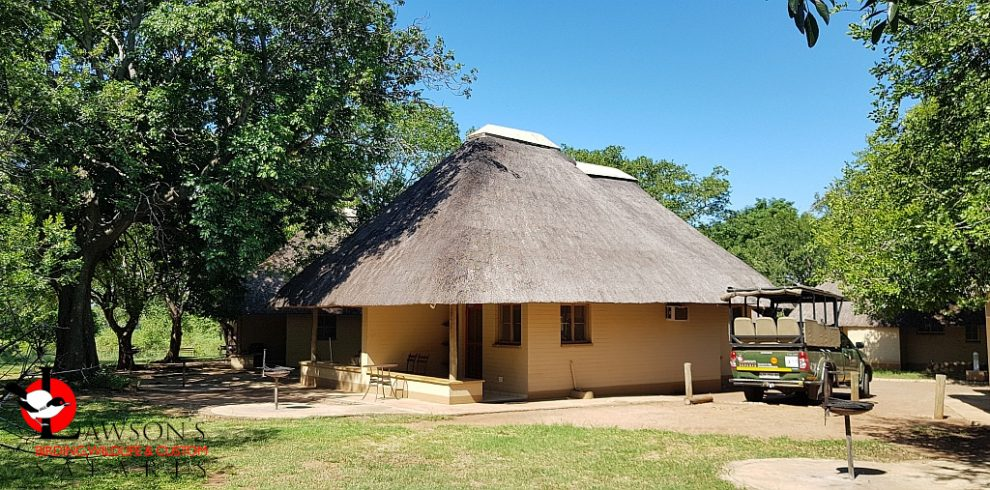 Lower Sabie chalets