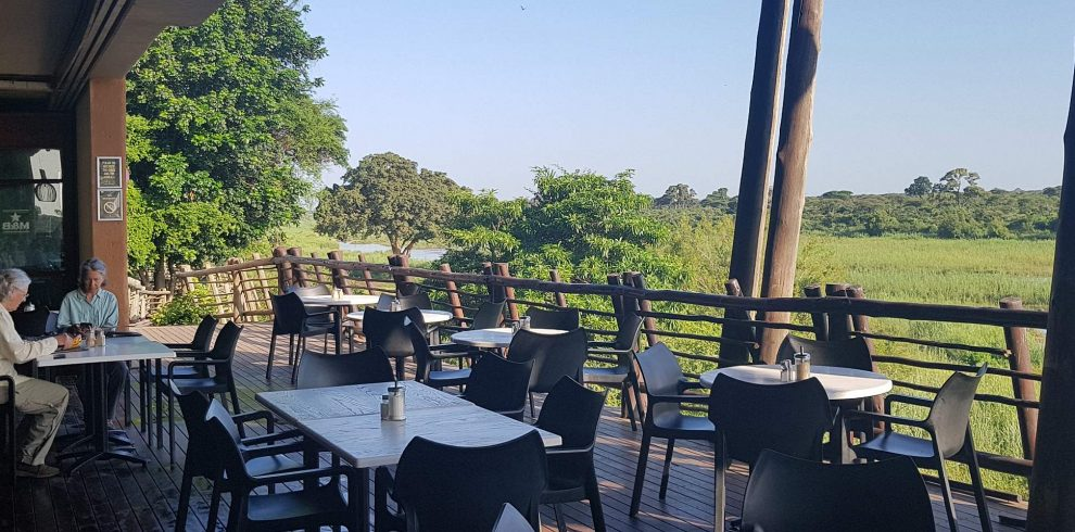 Lower Sabie restaurant