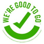 Certification of Covid Good To Go Standard in English from VisitWales