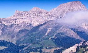 National Park of the Picos de Europa. Asturias. Spain