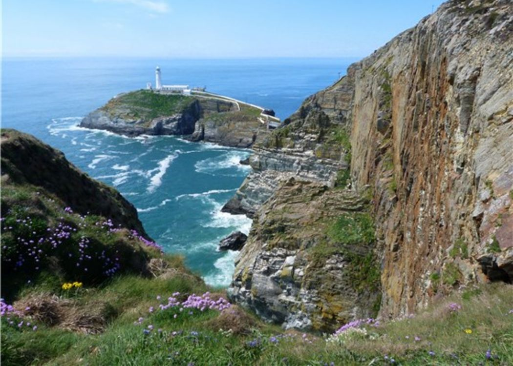 Anglesey South Stack - Wales